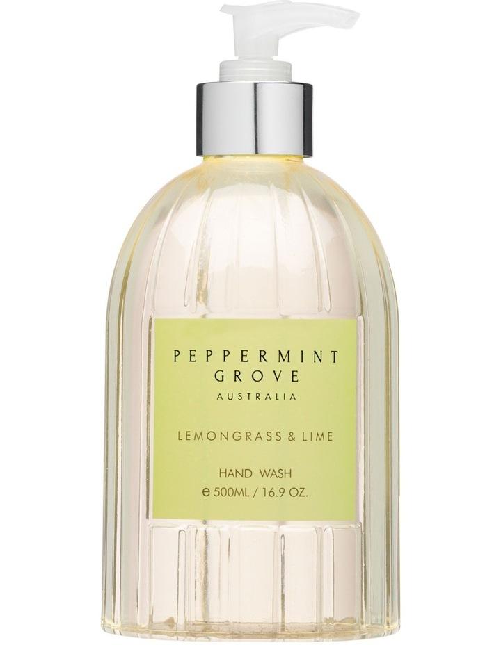 Lemongrass & Lime Hand & Body Wash 500ml image 1
