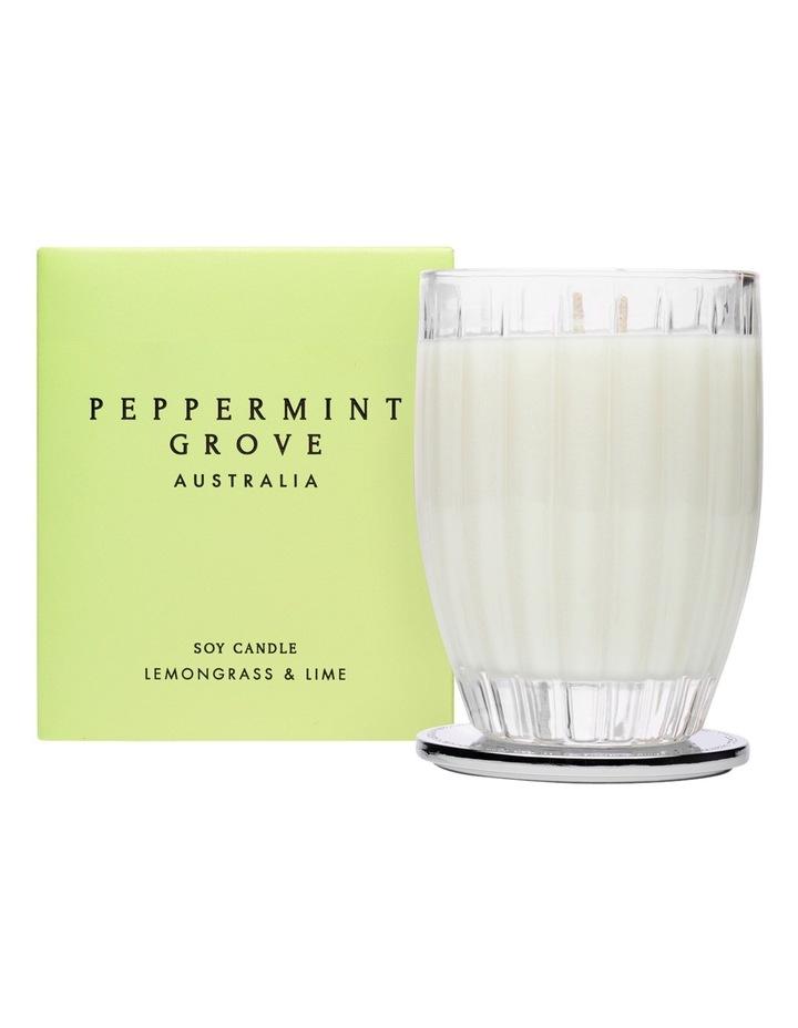 Peppermint Grove Australia Lemongrass & Lime Lux Candle - 700g