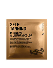 Intense Self-Tanning Face Wipes