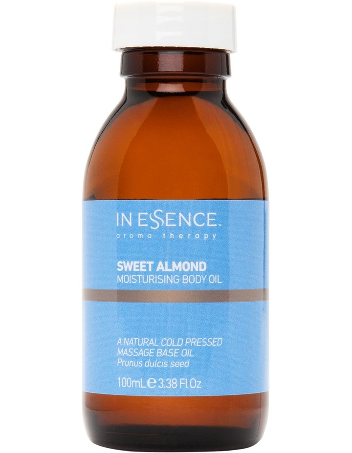 Sweet Almond Massage Oil image 1