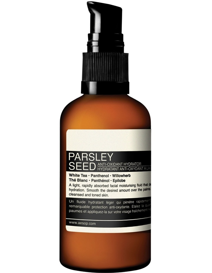Parsley Seed Anti-Oxidant Hydrator 60mL image 1