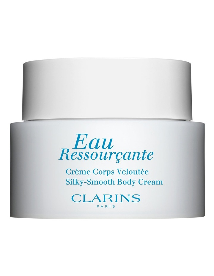 Clarins Eau Ressourcante Silky Smooth Body Cream 200mL image 1