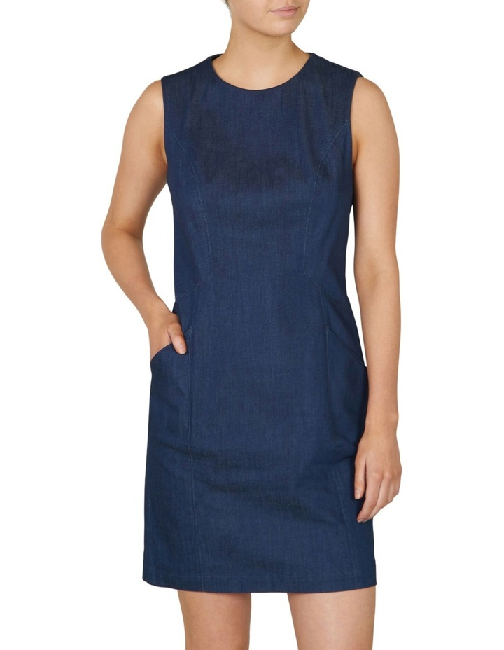Smart Denim Dress image 1
