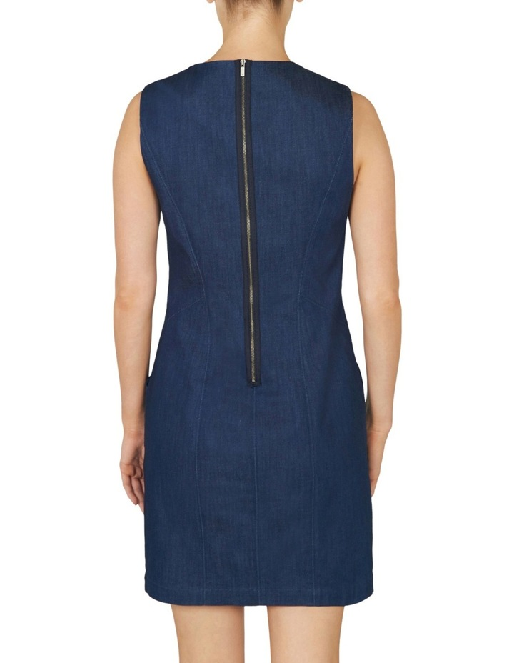 Smart Denim Dress image 3