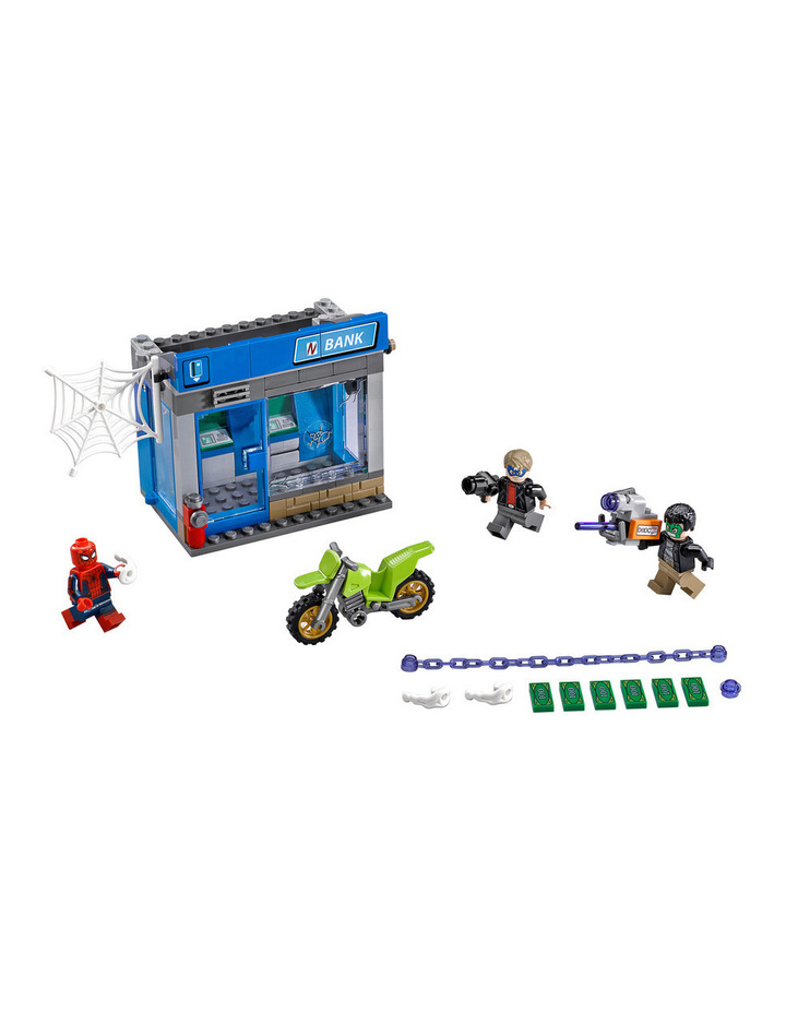 Super Heroes Spider-Man ATM Heist Battle 76082 image 2