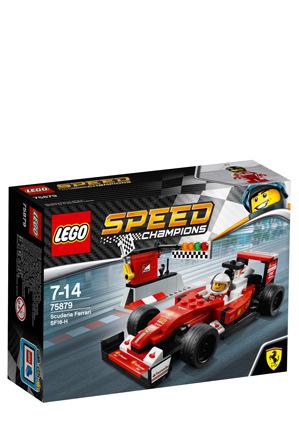 LEGO - Speed Champions Scuderia Ferrari SF16-H 75879