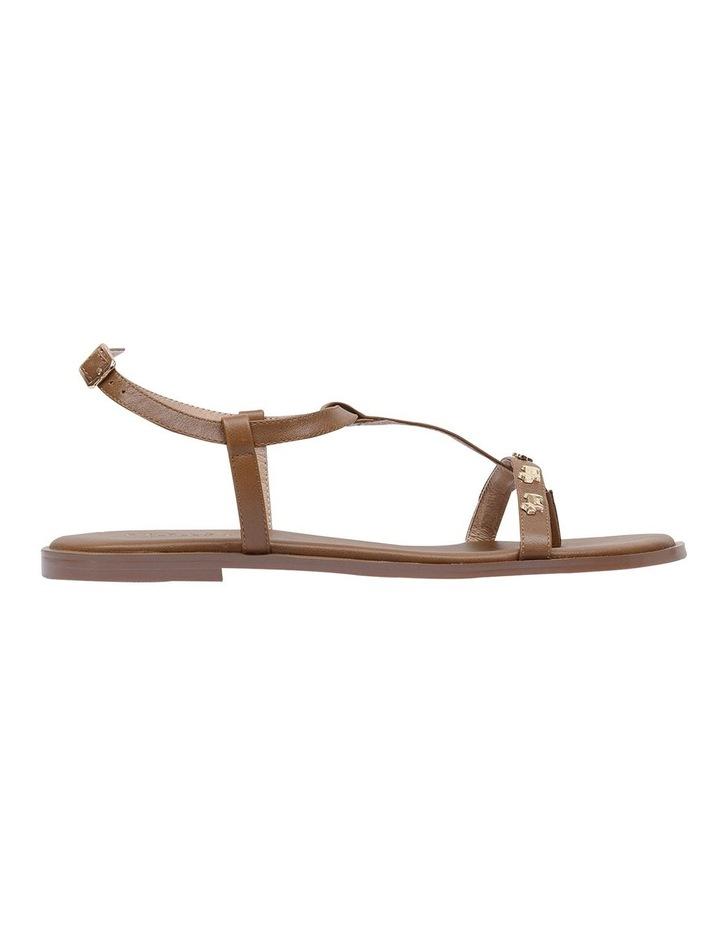 Dog Stud Tan Sandal image 1