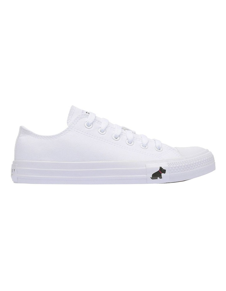 Canvas Lo White Sneaker image 1
