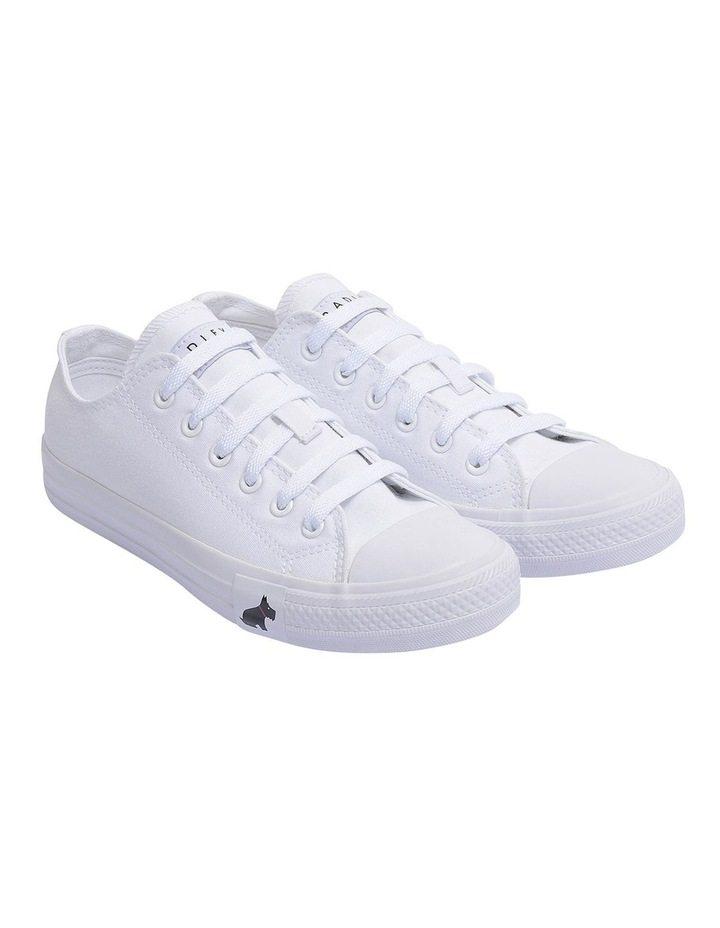 Canvas Lo White Sneaker image 2
