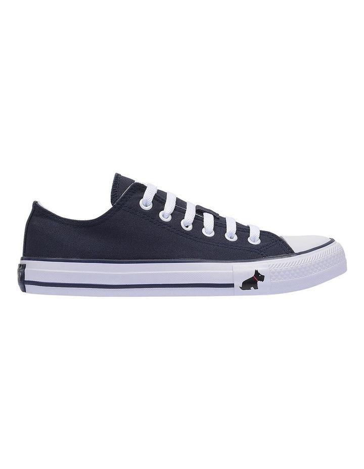 Canvas Lo Navy Sneaker image 1
