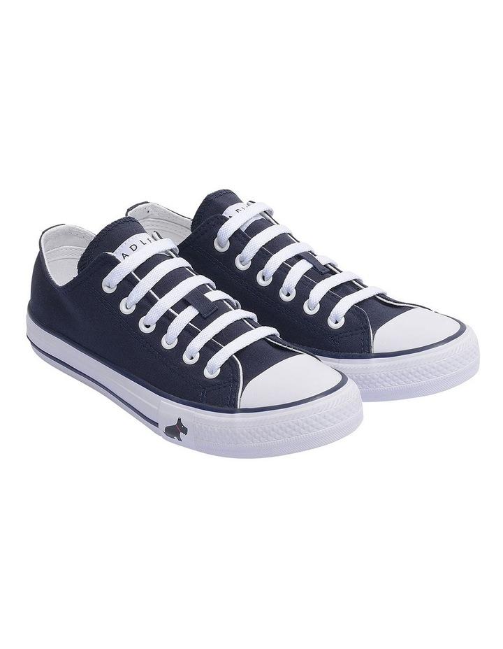 Canvas Lo Navy Sneaker image 2