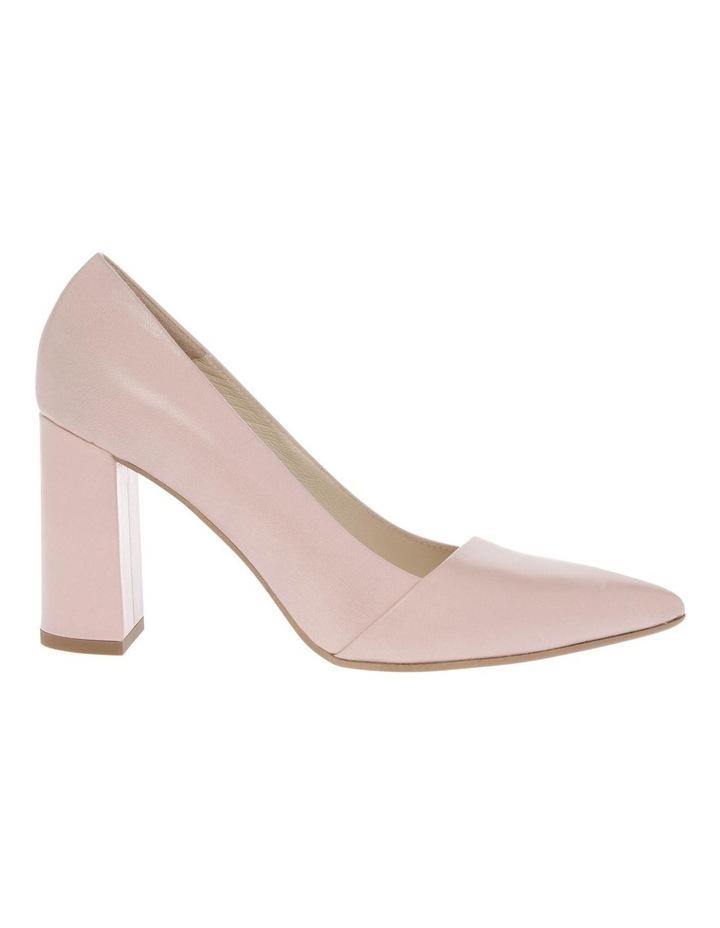 Aria Nude Heeled Shoe image 1