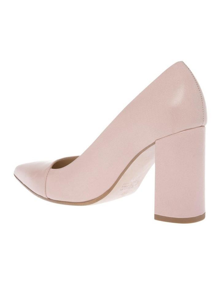 Aria Nude Heeled Shoe image 2