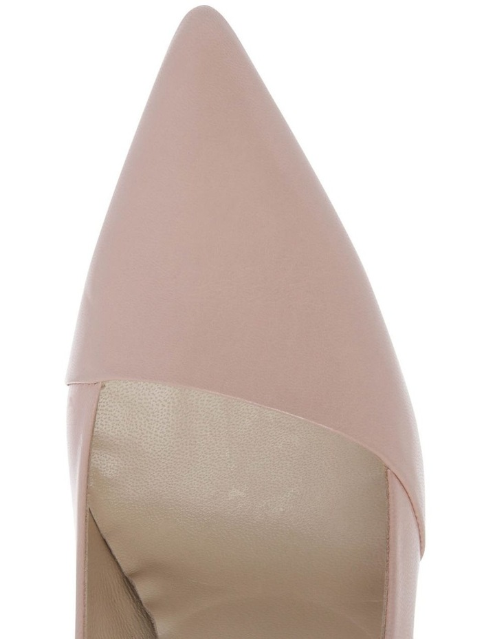 Aria Nude Heeled Shoe image 3