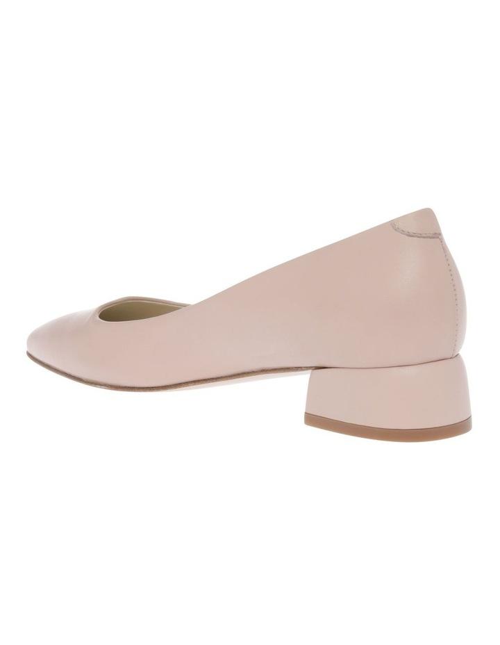 Nicola Nude Flat Shoe image 2