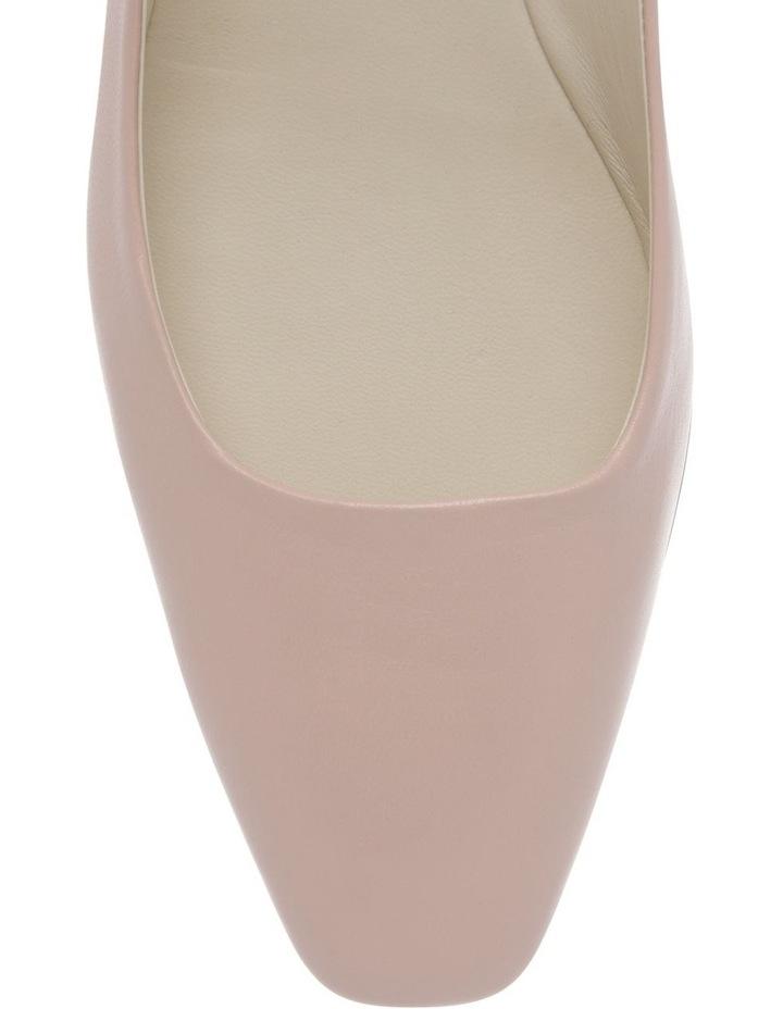 Nicola Nude Flat Shoe image 3