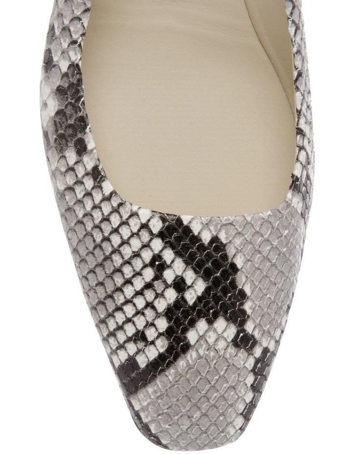 Nicola Snake Flat Shoe image 3