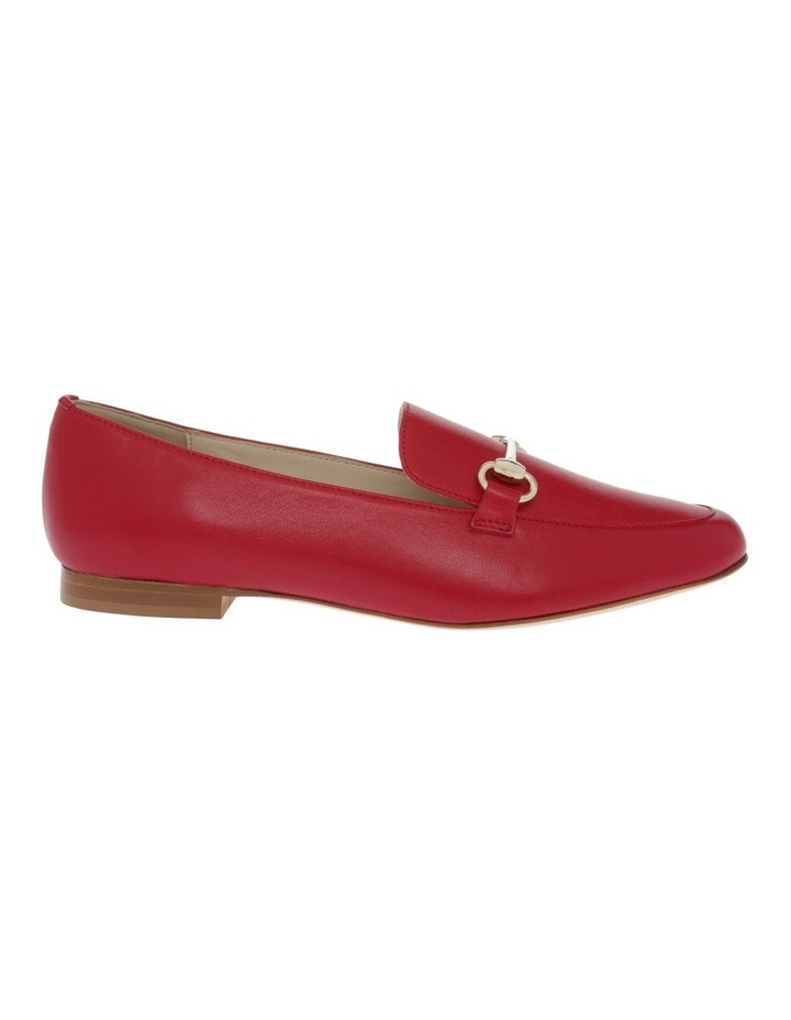 Sienna Red Flat Shoe image 1