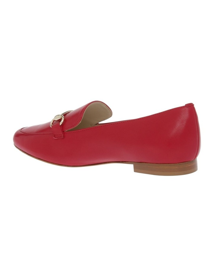Sienna Red Flat Shoe image 2