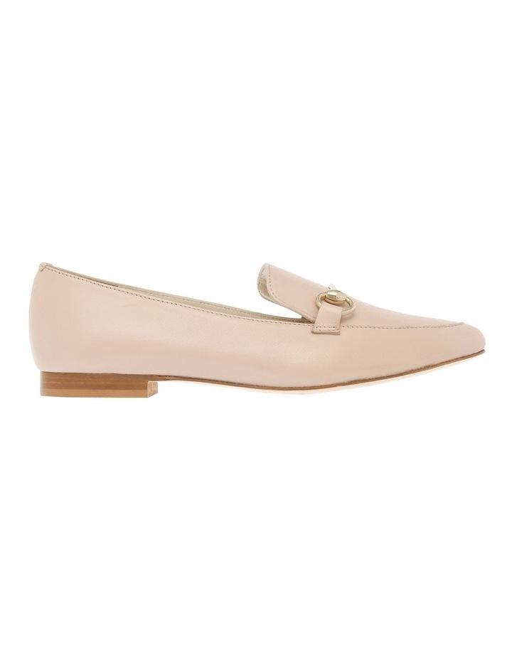 Sienna Nude Flat Shoe image 1