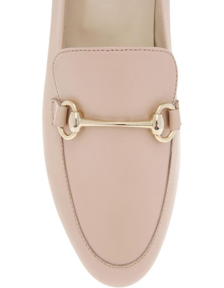 Sienna Nude Flat Shoe image 3