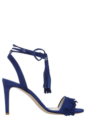 Innovare Made in Italy - Sammy Blue Sandal