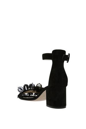 Innovare Made in Italy - Mandy Black Sandal