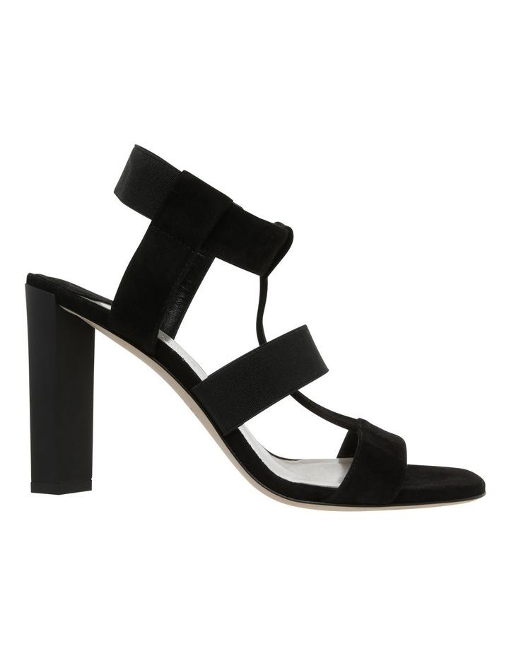 Tegan Black Sandal image 1
