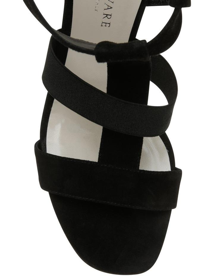Tegan Black Sandal image 3