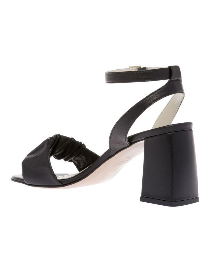 Nara Black Sandal image 2