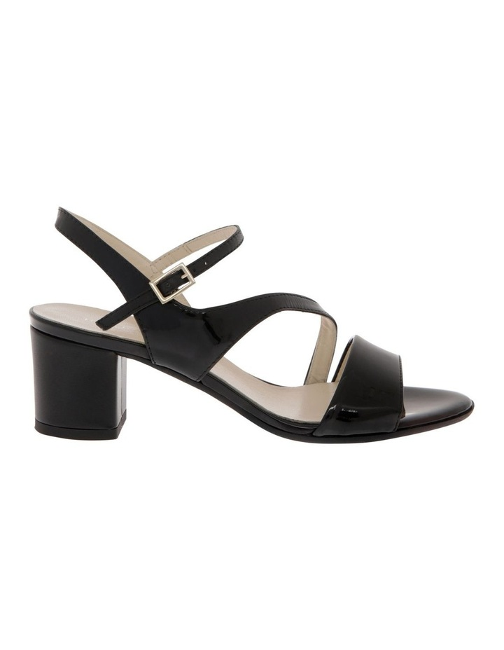 Zenith Black Sandal image 1