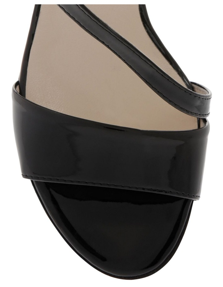 Zenith Black Sandal image 2