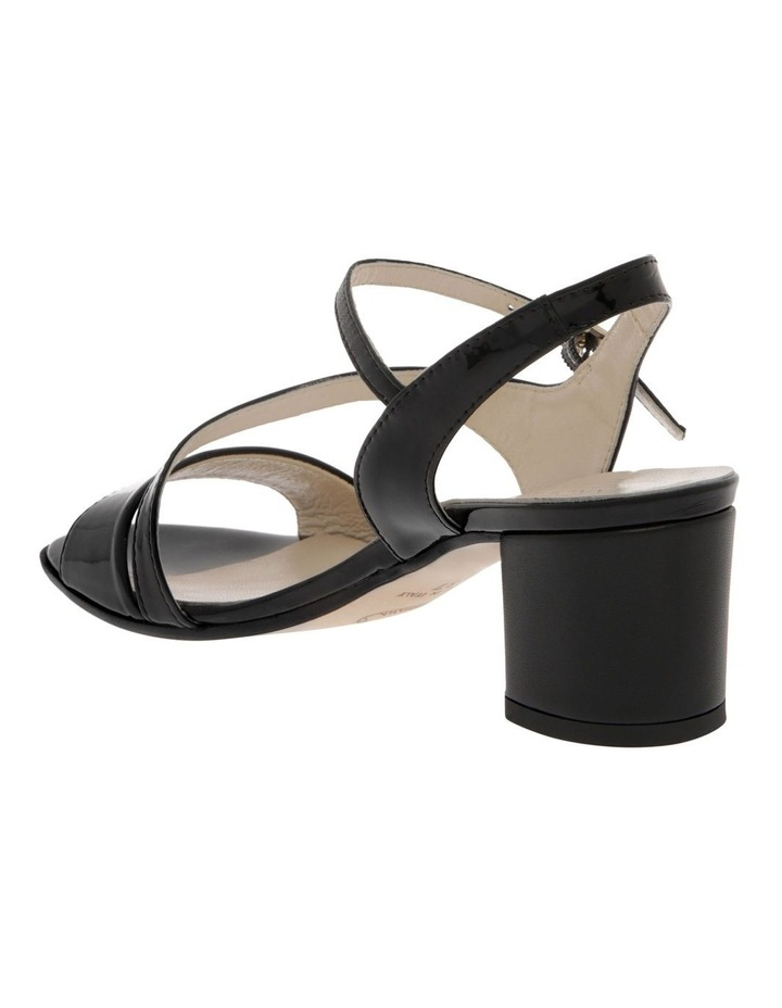 Zenith Black Sandal image 3