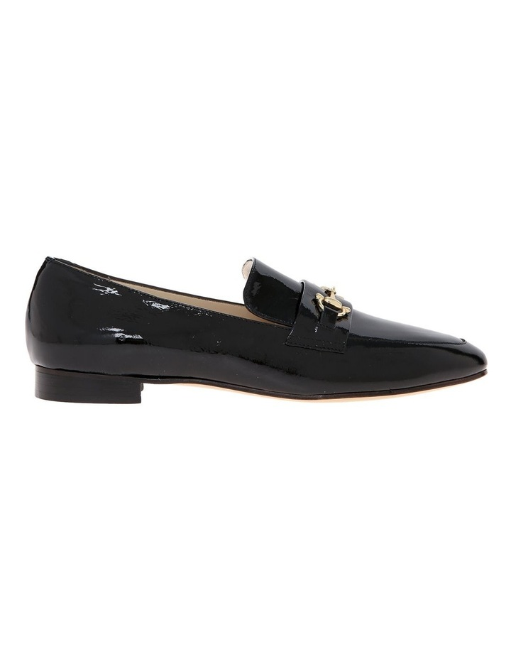 Sandra Black Patent Loafer image 1