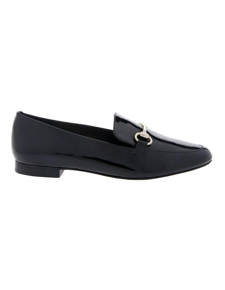 Teresa Black Patent Flat Shoe image 1