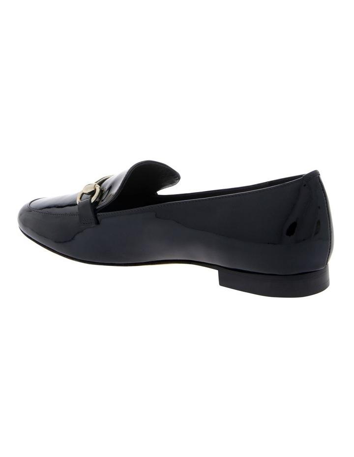 Teresa Black Patent Flat Shoe image 2