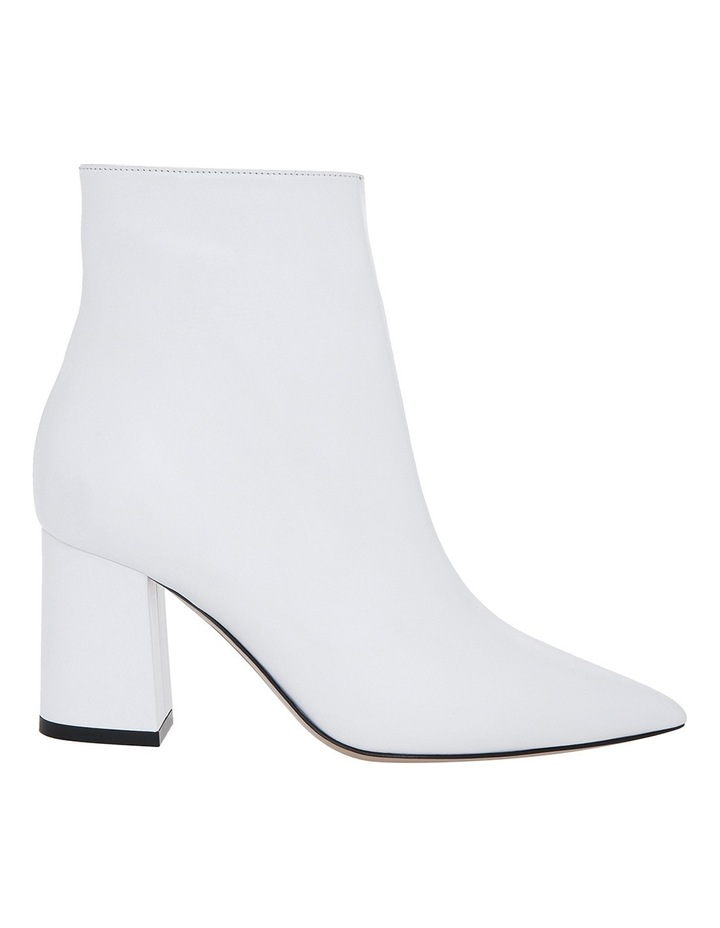 White Nappa Boot image 1