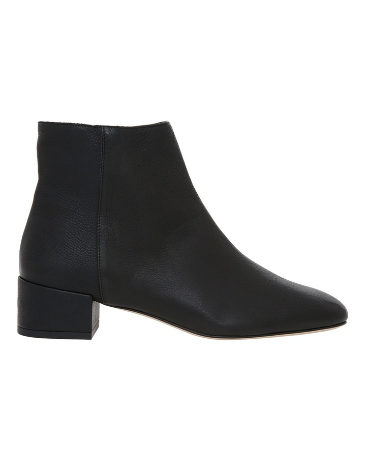 Stevie Black Calf Leather Boot image 1