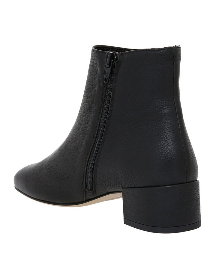 Innovare Made In Italy Stevie Black Calf Leather Boot Myer