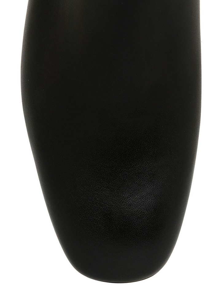 STELLA BLACK NAPPA BOOT image 3