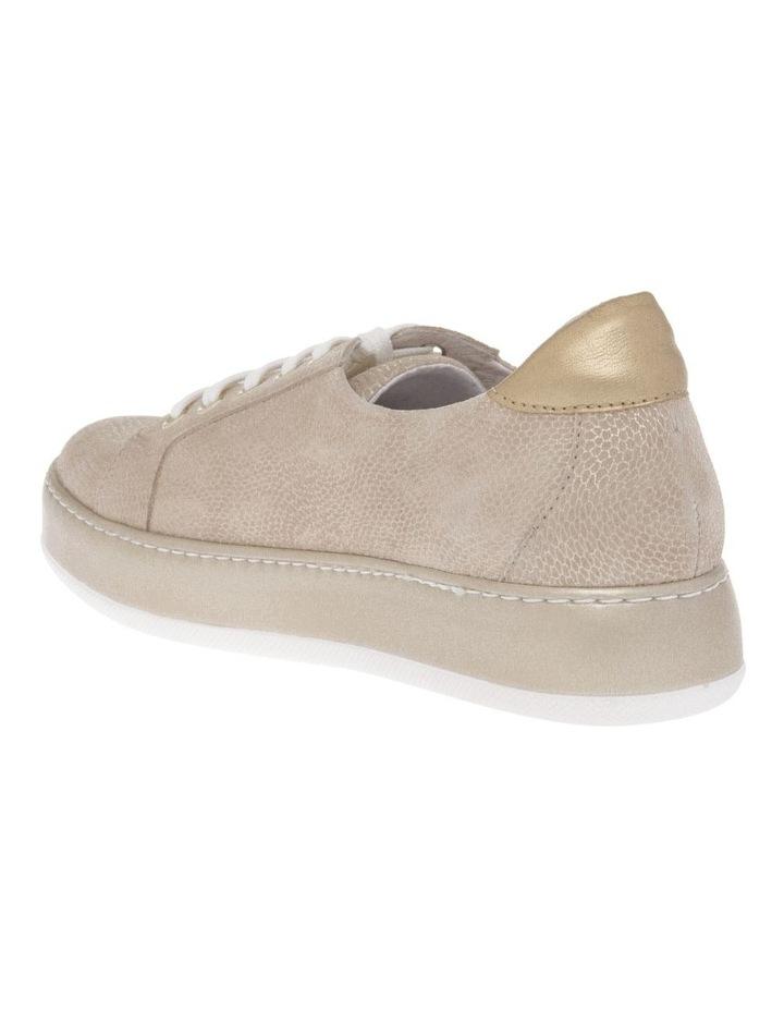 Alessia Gold Sneaker image 2