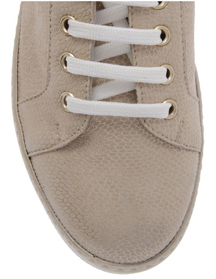 Alessia Gold Sneaker image 3