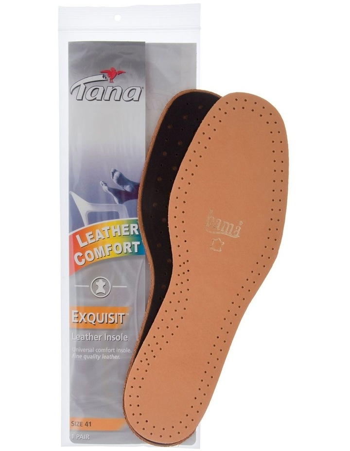 Exquisit Leather Insole Size 41 image 1