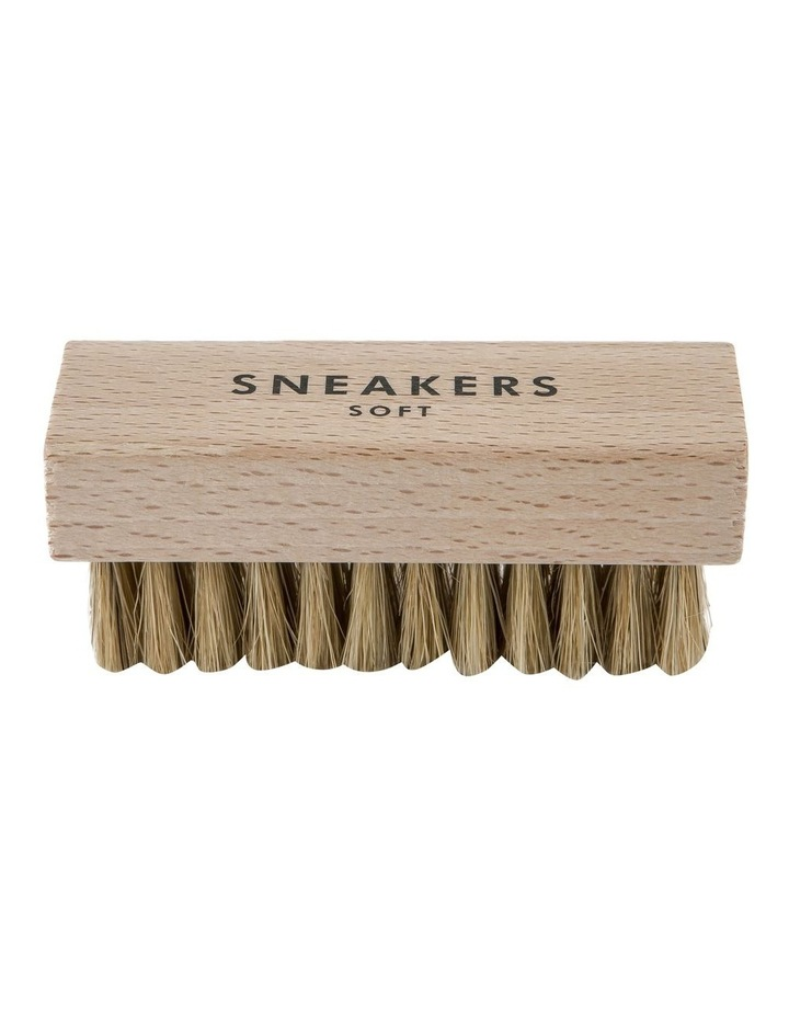 Sneaker Doctor Sneaker Brush Soft Natural Hair Bristles image 1