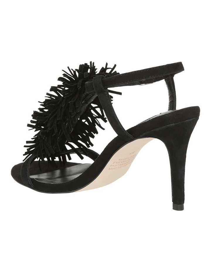 Treasure Black Suede Sandal image 2