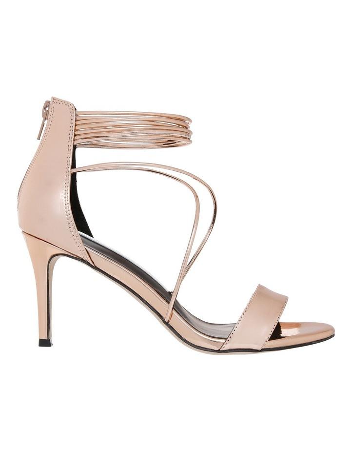 Halcyon Rose Gold Sandal image 1