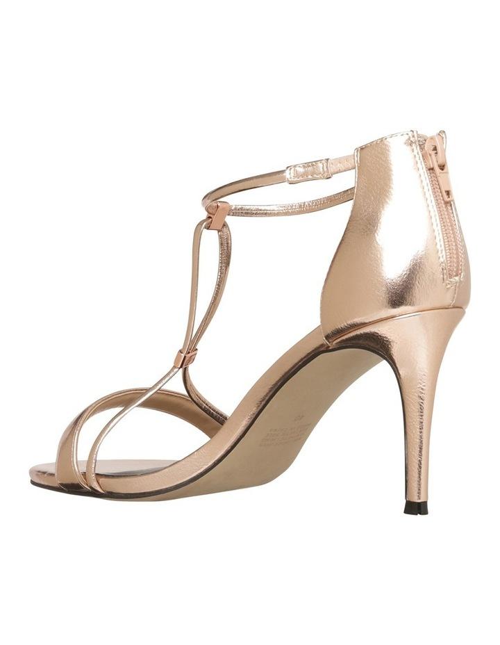 Domina Rose Gold Sandal image 2