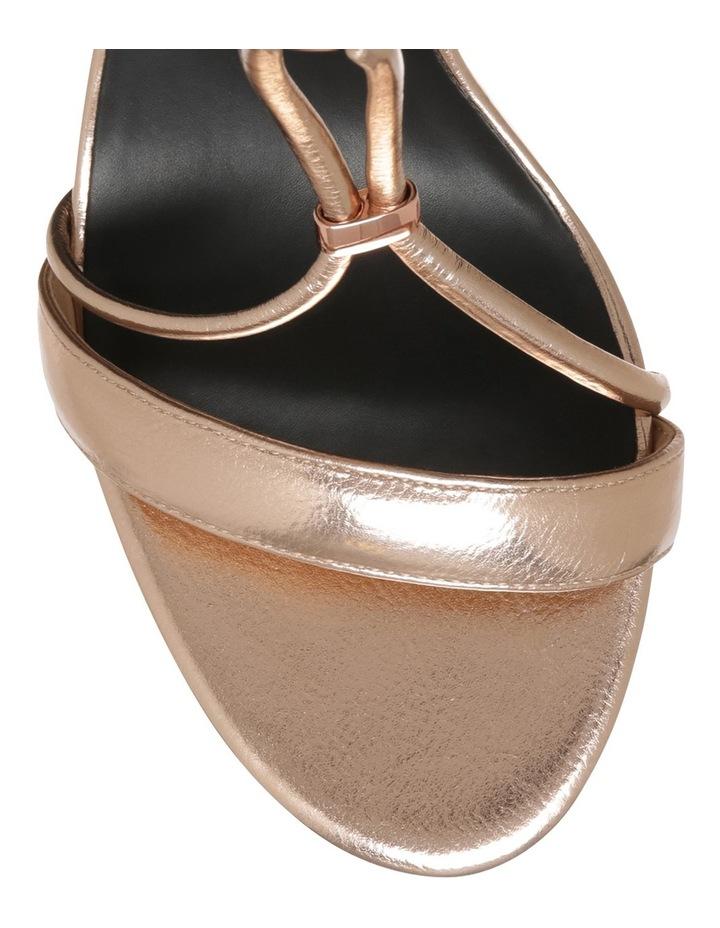 Domina Rose Gold Sandal image 3