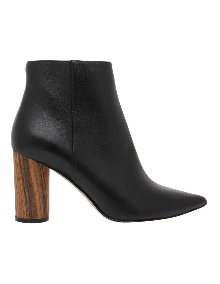 Molly Black Leather Boot image 1