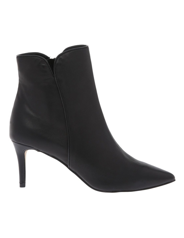 Belgravia Black Leather Boot image 1